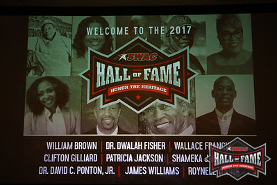 11.30.17 - SWAC Hall of Fame Reception