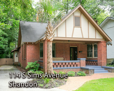 114 S Sims Avenue - SOLD