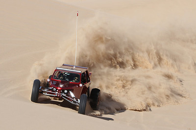 Saddam Halum of Halum Motorsports in his Extreme Performance Sand car at Glamis Dunes, California on February 23, 2013 Mandatory Photo Credit: Chris Anderson/114photography