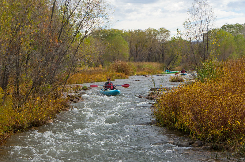 Verde River Institute Float Trip, Tapco to Tuzi, 11/4/17