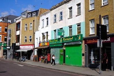 Kingsland Road, Hackney, London, United Kingdom