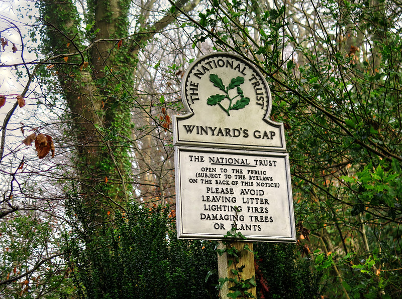 Winyards Gap, known locally as a good viewpoint, was our stop for drinks.