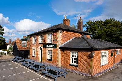 The Alma Pub, Copford, Essex
