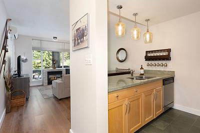 G116 Kitchen Living