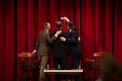 The 3 Amigos Morning Meeting