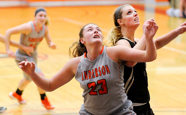 Don Knight | The Herald Bulletin<br /> Anderson hosted Manchester on Wednesday.