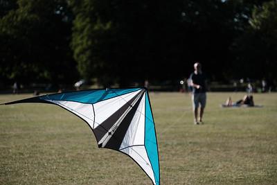 Kite Runner, Ealing Common, London, United Kingdom