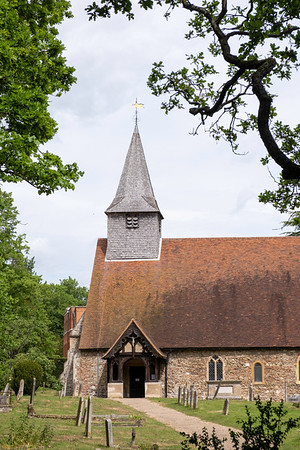 St Andrews Church, Marks Tey, Copford, Essex, United Kingdom