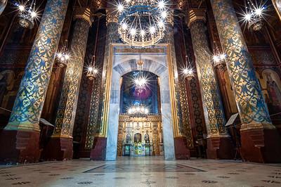 Romania, monastery, church, religion, christian
