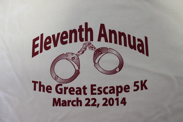 2014  Great Escape 5K