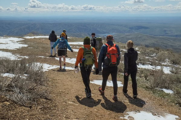 11th Annual Lucky Peak Challenge