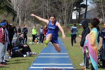 Girls Long Jump