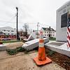 12 1 20 Peabody war memorial damage