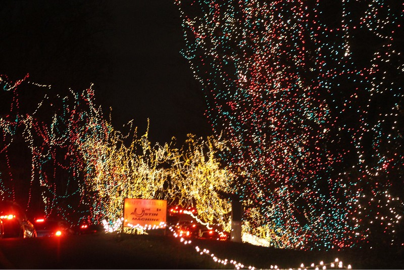 Celebration of Lights is a holiday light display featured at Fort Zumwalt  Park. The event will be held until Dec. 30, admission is $10 per vehicle. - 12-12 Fort Zumwalt Park Celebration Of Lights €� FHNtoday.com