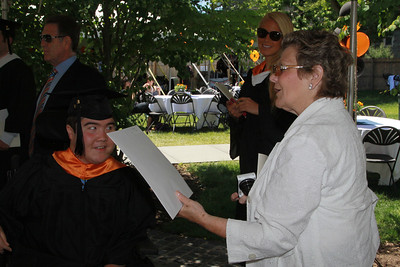 Butler College Diploma Distribution '13
