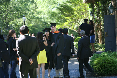 Commencement '13: Prep and Procession