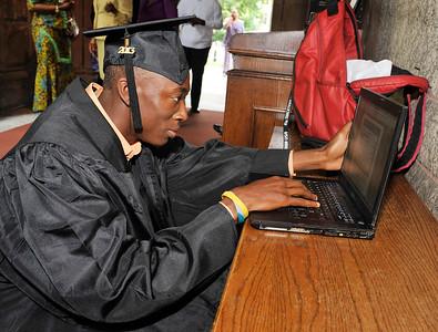 Pan-African Graduation '13