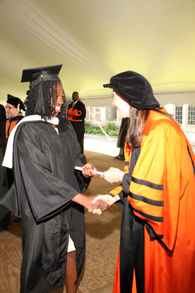 Whitman College Diploma Distribution '13
