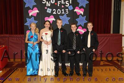 Snofest Coronation