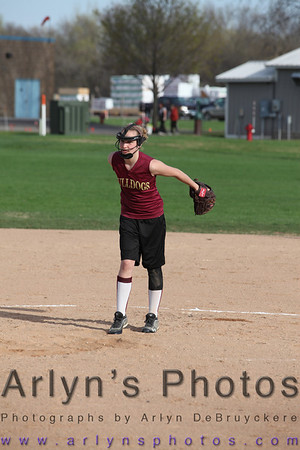 Softball JV vs Kimball May 10