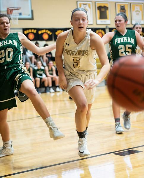 12 15 18 Bishop Feehan at Bishop Fenwick girls basketball 5