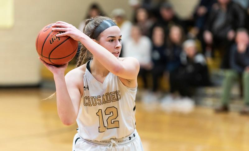 12 15 18 Bishop Feehan at Bishop Fenwick girls basketball 8