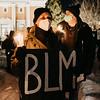 12 19 20 Swampscott racial justice vigil 5