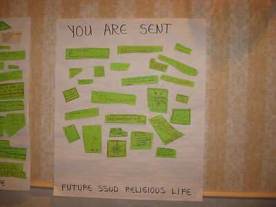 Future SSND Rel Life post-its