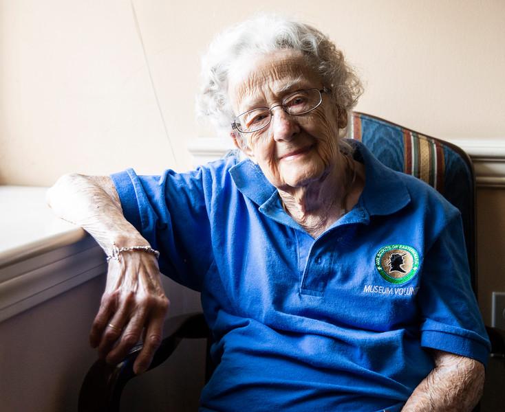 12 27 18 Lynn 99 year old girl scout 7