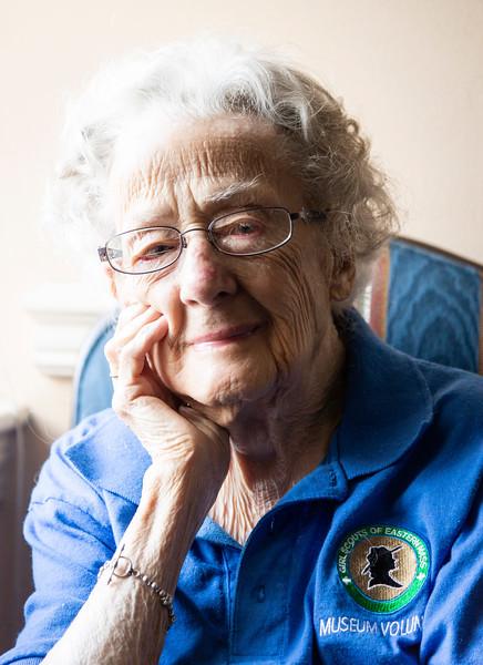12 27 18 Lynn 99 year old girl scout 6