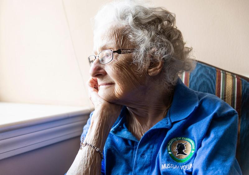 12 27 18 Lynn 99 year old girl scout 4