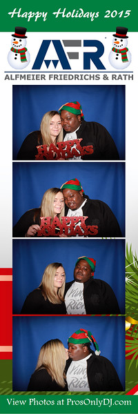 12-5-15 AFR Holiday Party