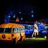 12 4 20 Lynnfield Holiday lights caravan 1