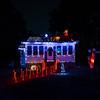 12 4 20 Lynnfield Holiday lights caravan 18