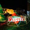 12 4 20 Lynnfield Holiday lights caravan 6