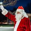 12 4 20 Lynnfield Holiday lights caravan 15