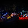 12 4 20 Lynnfield Holiday lights caravan