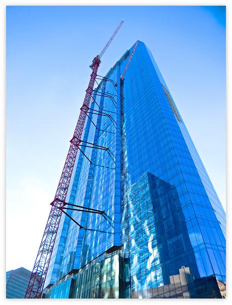 11:00 a.m.  Boston Massachusetts -- Millennium Tower