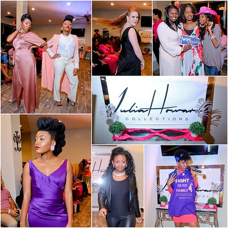 12 SHADES OF PINK  FASHION AND ART SHOW 11-4-17