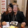 The HealthAlliance-Clinton Hospital Cat's Meow Speakeasy Tasting Gala was held on March 1, 2018 at the DoubleTree by Hilton in Leominster.  Having some fun at the Speakeasy all dressed for the event were Paula Bouchard and Mary Cortese. SENTINEL & ENTERPRISE/JOHN LOVE