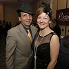 The HealthAlliance-Clinton Hospital Cat's Meow Speakeasy Tasting Gala was held on March 1, 2018 at the DoubleTree by Hilton in Leominster. Enjoying the night was Patrisio Giallorento of Maynard with Yasmin Loft of Leominster.  SENTINEL & ENTERPRISE/JOHN LOVE