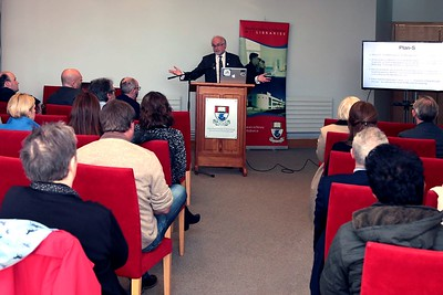The Institute celebrated the opening of Open Research Week in October by officially launching the WIT Open Research Policy