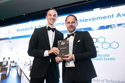 PMBRC scoops top R&D prize at Pharma Industry Awards