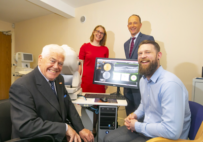 WIT team lead €4m project to train researchers to improve sight-saving treatments