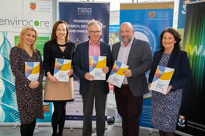 South East Research Sparks – the sequel took place in WIT during October