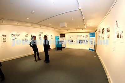 120 years of the AJN. Exhibition opening at the JMA.