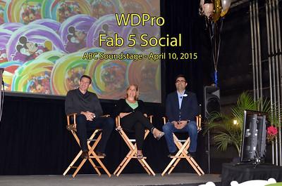 2015 WDPro Fab 5 Social