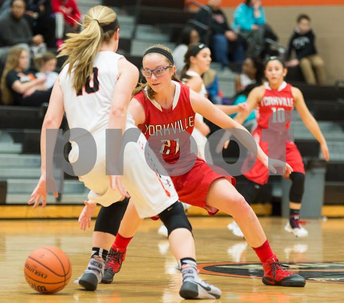 DeKalb Yorkville Basketball.