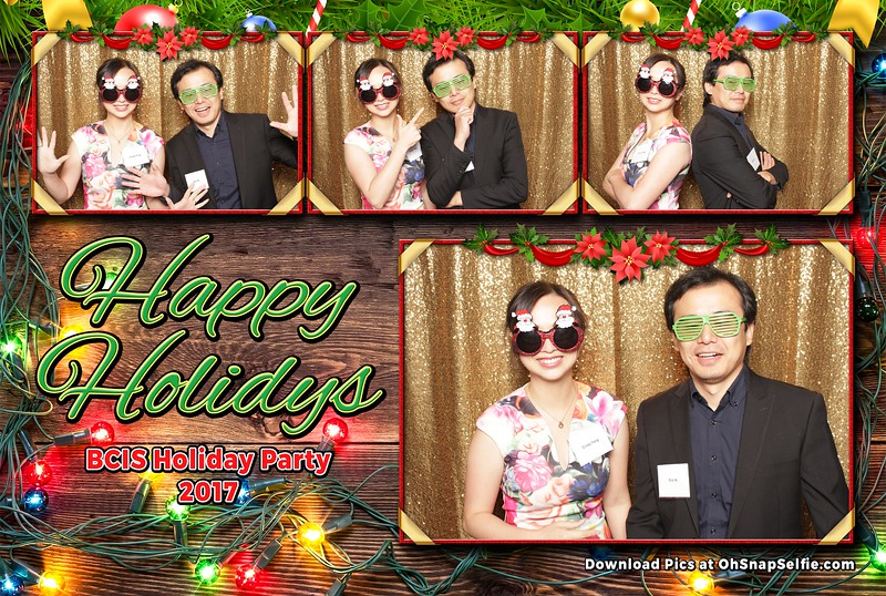 120917 - HOB - BCIS Holiday Party