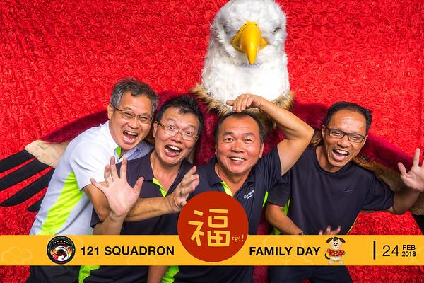 121 Squadron Family Day